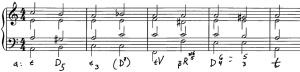 fancy cadence