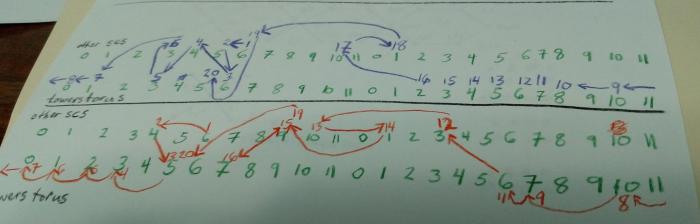 torus line